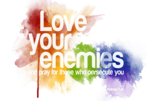 Enemy-Love & Self-Defense, War, and the Death Penalty